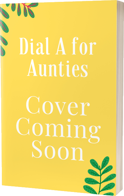 Book cover for Dial A for Aunties by Jesse Q Sutanto