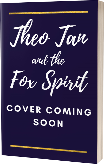 Theo Tan and the Fox Spirit Cover by Jesse Q Sutanto